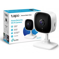 CAMARA IP TP-LINK TAPO HOME SEGURITY WIFI CAMERA FULL HD 1080P