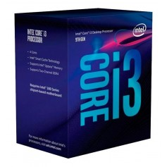 MICRO INTEL CORE I3 9100 CON VIDEO 4.2GHZ SOCKET S1151 PROCESADOR