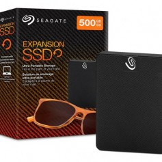 DISCO SSD 500GB EXTERNO SEAGATE EXPANSION