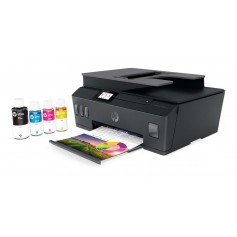 IMPRESORA MULTIFUNCION HP SMART TANK 530 SISTEMA CONTINUO CON WIFI ALL IN ONE