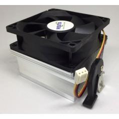 COOLER NISUTA PARA AMD 939 754 AM3 AM2 AM2+ K8 NSCOAM3
