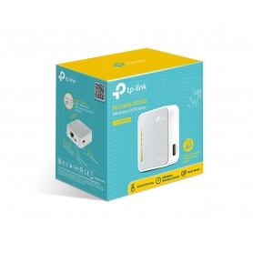 MINI ROUTER WIFI PORTATIL TP-LINK TL-MR3020 MODEM 3G 4G 150MB