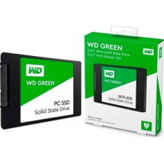 DISCO SSD WD 240GB GREEN SATA 3 3D 2.5 (WDS240G2G0A)