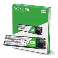 DISCO SSD WD 480GB GREEN SATA 3 3D M2 (WDS480G2G0B)