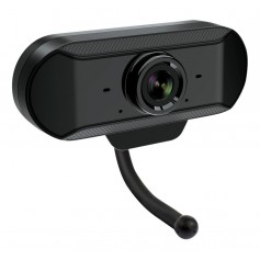 CAMARA WEB WEBCAM USB PC HD 480P MICROFONO PLUG & PLAY SKYPE ZOOM