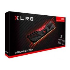 MEMORIA DDR4 16GB 3200MHZ 1.35V DESKTOP PNY XLR8 SOPORTA XMP 2.0