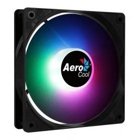 COOLER AEROCOOL FAN FROST 12 FRGB LUCES LED 120MM