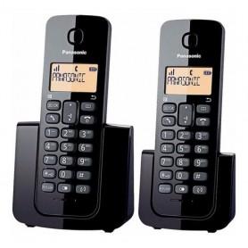 TELEFONO INALAMBRICO DOBLE PANASONIC TGB-112 DOBLE BASE