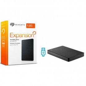 DISCO RIGIDO EXTERNO HD 1.5TB SEAGATE USB 3.0 EXPANSION