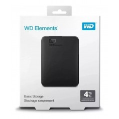 DISCO RIGIDO EXTERNO HD 4TB WD ELEMENTS USB 3.0