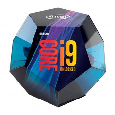 MICRO INTEL CORE I9 9900K CON VIDEO Y COOLER 5GHZ TURBO S1151 PROCESADOR CAFFEE LAKE 9na GENERACION