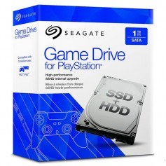 DISCO RIGIDO HIBRIDO GAME DRIVE PS4 PS3 1TB SEAGATE SSD+HDD