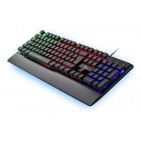 XTECH TECLADO XTECH XTK-510S GAMER ARMIGER RGB USB (XTK-510S)