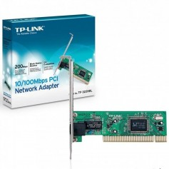 PLACA RED PCI 10/100MBPS TPLINK TF-3239DL