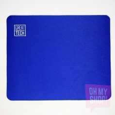 Mouse Pad Liso Great Tech Blue