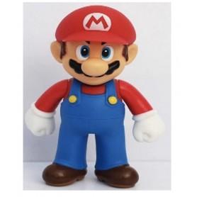 Figura Super Mario Bros En Bolsa 12Cm Coleccionable