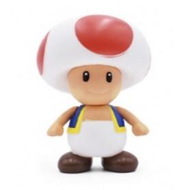 Figura Honguito En Bolsa 10Cm Coleccionable Mario Bros