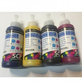 TINTA SUBLIMACION EPSON ALT 100ML AMARILLO