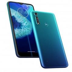 Celular Libre Motorola G8 Power Lite 64Gb 4Gb Ram Mora Azul Android 9.0
