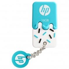 Pendrive Hp 16Gb V178b Usb 2.0 Celeste Mini Memoria Usb Flash Drive