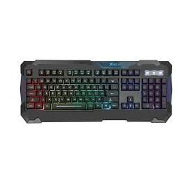 Teclado Gaming Xtrilke Backlit Multimedia Retroiluminado Advanced Antighosting Kb-705 Reforzado