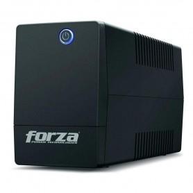 Ups Forza Interactiva Torre 4 Tomas 500Va 250W Iram Luz Led Serie Nt 500Va250W