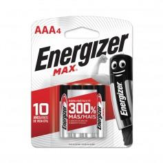 Pila Aaa Energizer Max Blister X4