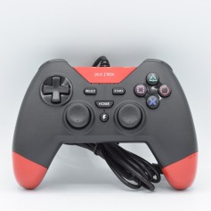 JOYSTICK GAME PAD GREAT TECH CON CABLE ANDROID PC XBOX 360 PS3 SIMIL XBOX 360 VIR-1048