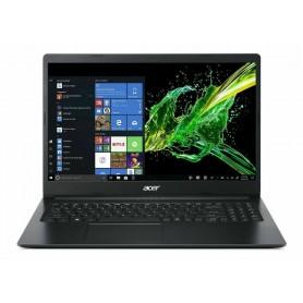 Notebook Acer Aspire 3 Intel i5 10210U SSD 256GB PCIe Nv Ddr4 8Gb Pantalla 15.6HD Web Cam Win 10 Home A315-54-530D