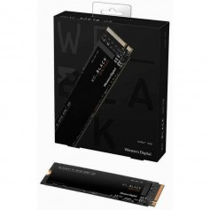 Disco Solido SSD M.2 500GB WD Black 3ra Gen Nvme SN750 Gamer Pcie