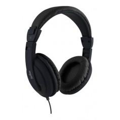 Auricular Nisuta Gamer NSAU16N Vincha Con Microfono Negro Celular Ps4