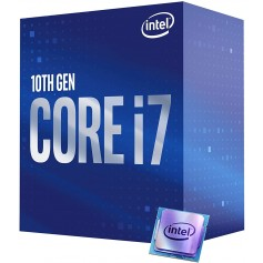 Micro Procesador Intel Core I7 10700 4.8 Ghz Socket S1151