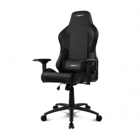 Sillon Gamer Drift Dr-250 Reclinable Acolchonada Butaca Black Silla Pc Ps4 Almohadon Silla Gaming
