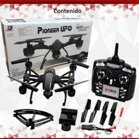 Drone Pioneer Con Camara Hd Transmite En Vivo Jxd509 Modelo Nuevo 2020