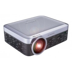 Proyector Led Profesional Smartech S02 Full Hd 6400 Lumens Android Hdmi Usb Soporta 4K