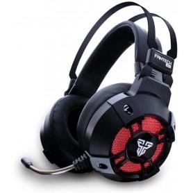 Auricular Fantech Hg117 7.1 Wired Gaming Headphone Auricular Con Luces Rgb Usb Pc Alta Gama