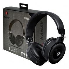 Auricular Vincha Bluetooth Kanzy Bh30 Radio Fm Micro Sd Headset Inalambrico