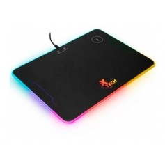 Mouse Pad Gaming Rgb Xtech Spectrum + Wireless Charging Gaming Series Xta-201