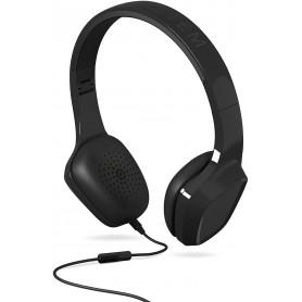 Auricular Vincha Energy Sistem Con Microfono Black 428144
