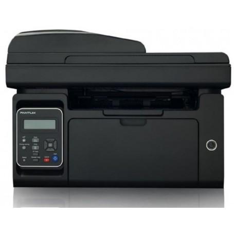 Impresora Multifuncion Laser Pantum M6550nw Wifi 22ppm A4 Scanner Adf Monocromatica