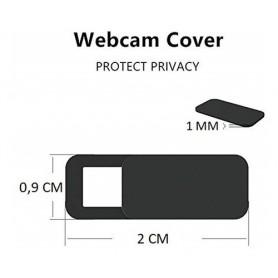 Tapa De Proteccion De Hackeo de Web Cam Proteccion de Espias