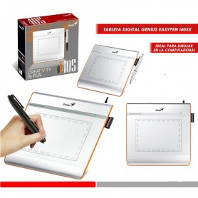 TABLA DIGITALIZADORA GENIUS I405 EASYPEN 4 X 5,5""