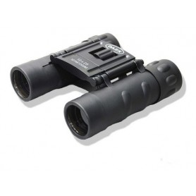 Binocular Compacto 10x25 Ruby Vision Goma Antideslizante Larga Vista D1007a