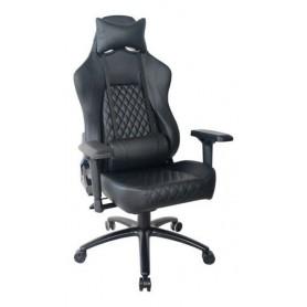 Silla Gamer Black&black Premium 4d Y-2520 Sillon Gaming Reclinable