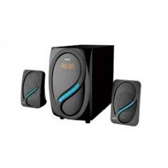 Parlante Nisuta Multimedia 2.1 Con Fm Bluetooth Mp3 Nspam11