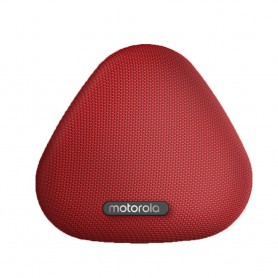 Parlante Bluetooth Motorola Sonicboost 230 Inalambrico 5w Red