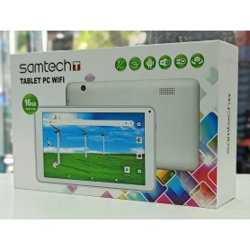 Tablet Samtech 7 Pulgadas 2Gb Ram 16Gb Android 10 Twifi-07