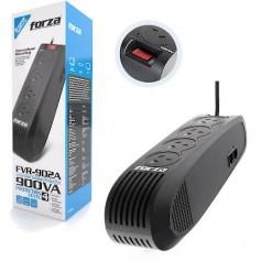 Estabilizador Regulador de Voltaje Forza Fvr-902A 900Va120W 4-Iram