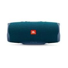 Parlante Portatil Jbl Charge 4 Azul Bluetooth 30W 20Hs De Autonomia Sumergible