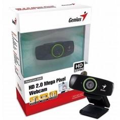 WEB CAM GENIUS FACECAM 2020 USB HD 720 2MP